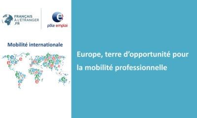 Europe, terre d'opportunité pour la mobilité professionnelle
