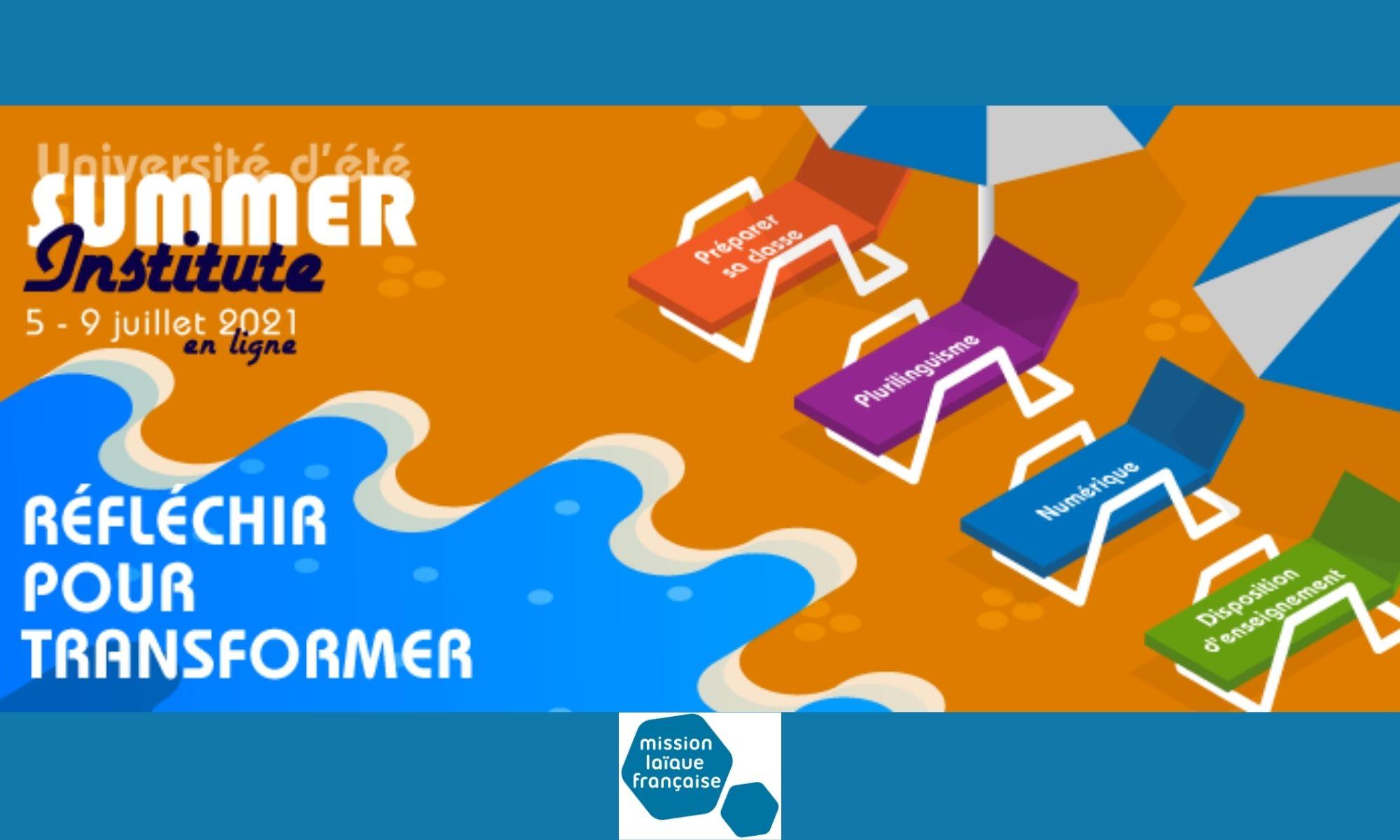 La Mission laïque française organise un programme universitaire d'été du 5 au 9 juillet