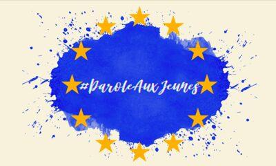 #ParoleAuxJeunes : une consultation sur l'Europe de demain à destination des jeunes Français