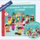 Vivre ailleurs, sur RFI : Un livre-album sur les berceuses du monde