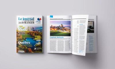Le n° 10 du Journal des Français à l'étranger est disponible !