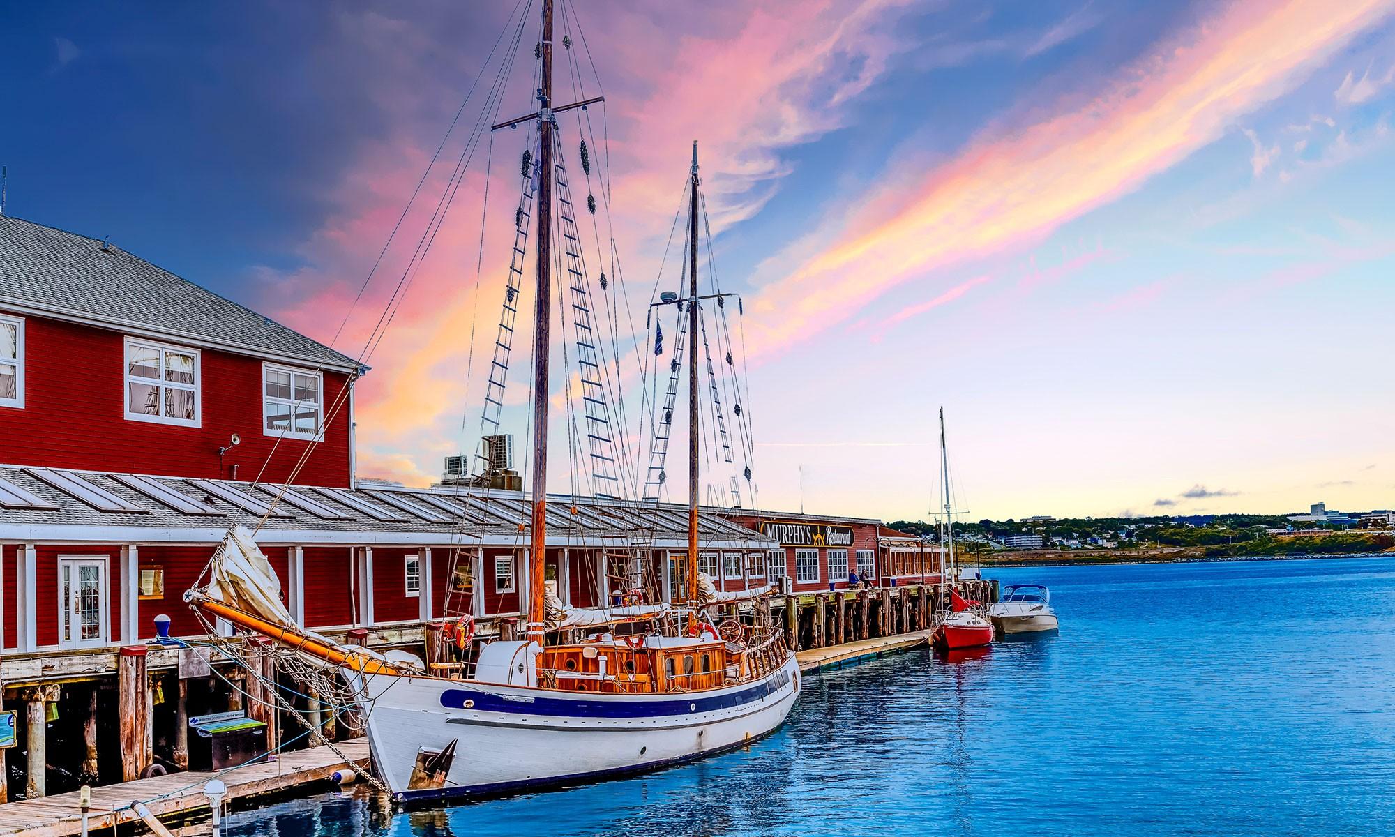 Bienvenue en Acadie : la Nouvelle-Écosse