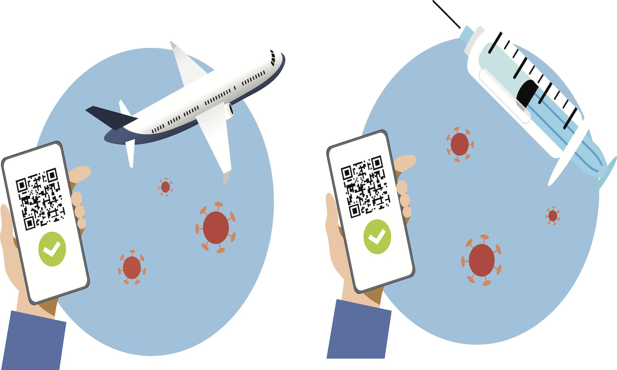 Français vaccinés à l'étranger: comment obtenir son «pass sanitaire» pour ses vacances en France?