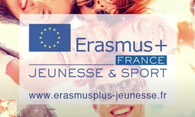 """Vivre ailleurs, sur RFI. """"L'Agence Erasmus+ chargée de la jeunesse et du sport"""""""