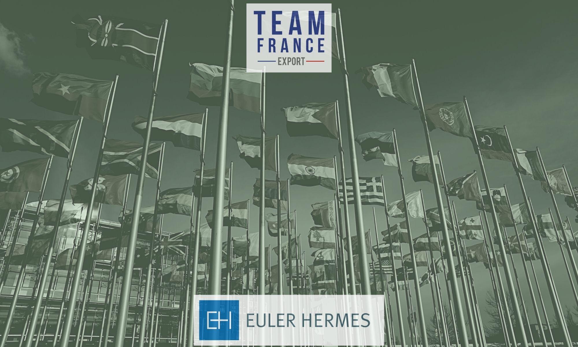 Team France Export / Euler Hermes : des cartes risques pays et risques sectoriels