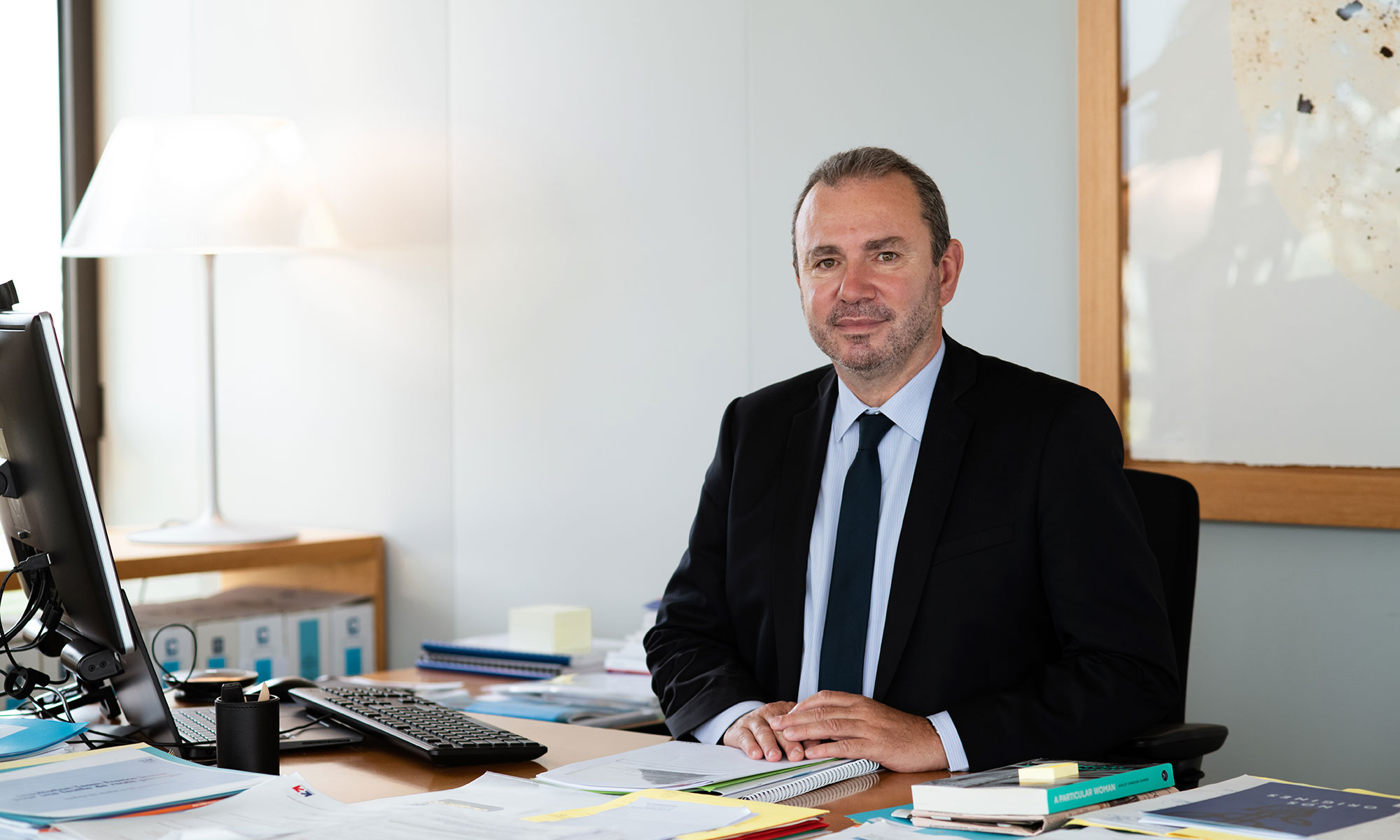 Christophe Lecourtier : « Il y a une envie de repartir à l'assaut du monde »