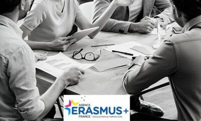 """Session de questions/réponses Erasmus + sur """"l'éducation des adultes"""""""