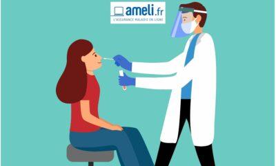 Français de l'étranger : quid du remboursement des tests de dépistage Covid effectués en France ?