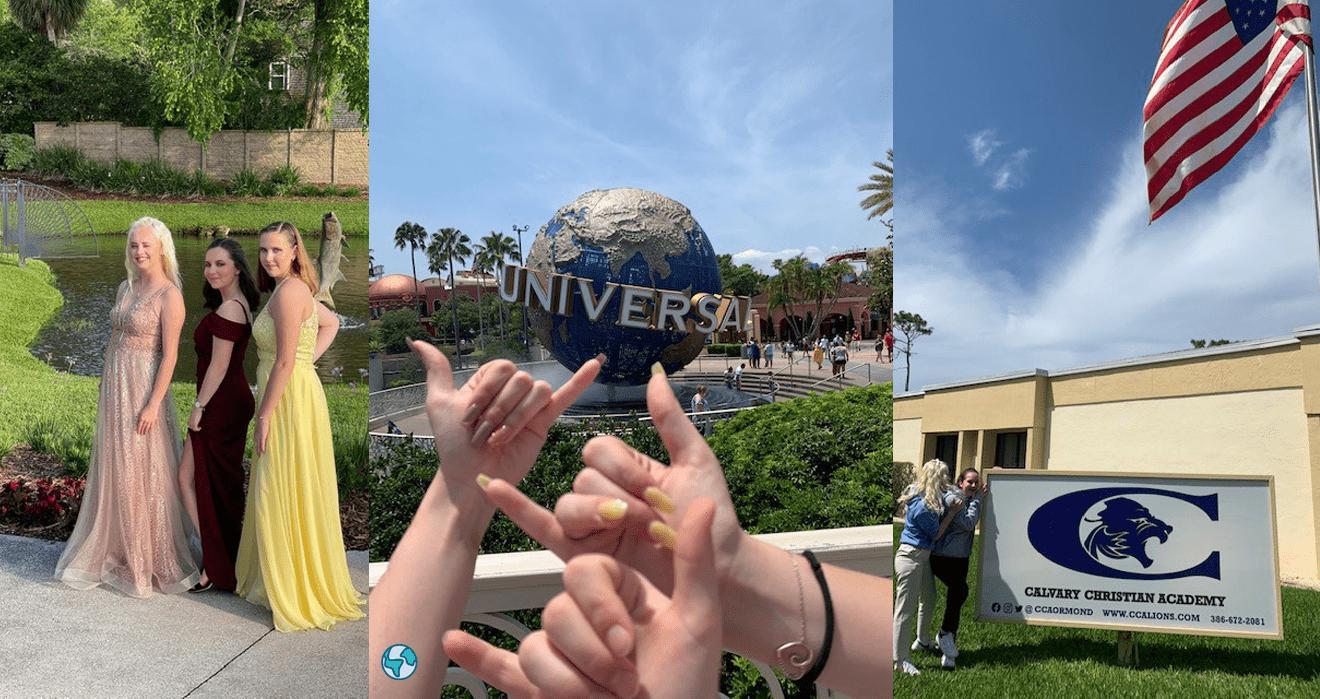 Immersion en lycée américain : retour de Justine sur son séjour en 2021