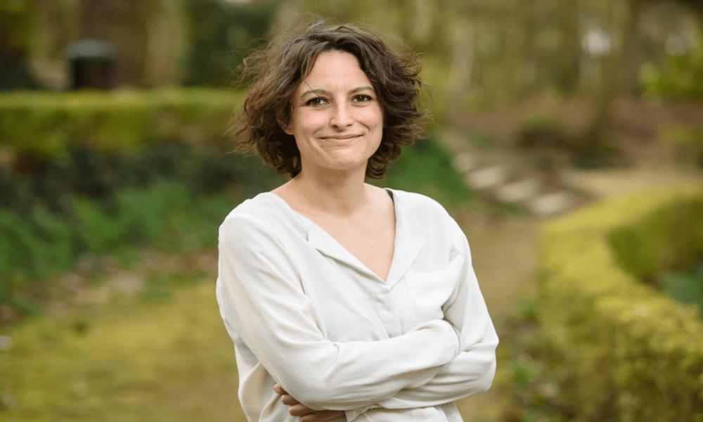 Mélanie Vogel, future sénatrice écologiste des Français hors de France