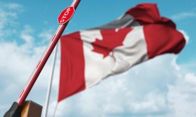 Ouvertures des frontières canadiennes