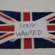 Royaume-Uni: recherche main d'œuvre désespérément