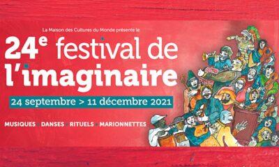 La Maison des Cultures du Monde présente le 24eme Festival de l'Imaginaire