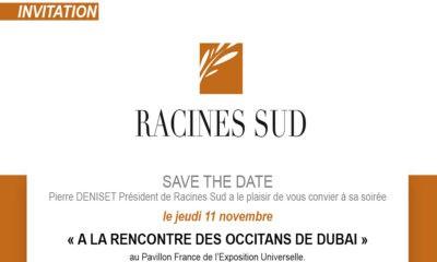 Invitation A la rencontre des occitans de Dubai