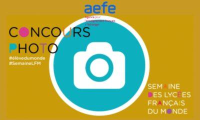 """AEFE, #SemaineLFM2021 : participez au concours photo """"#élèvedumonde"""""""
